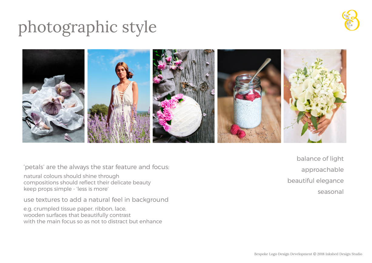 brand styling - photographic style