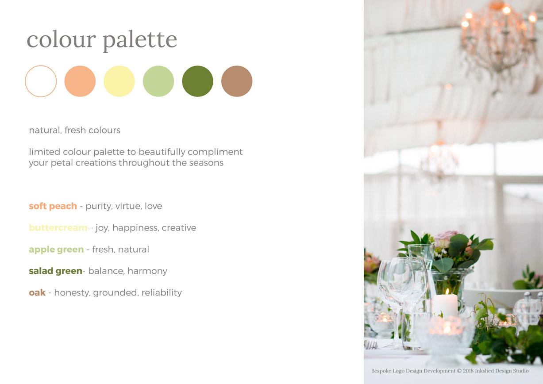 brand colour palette