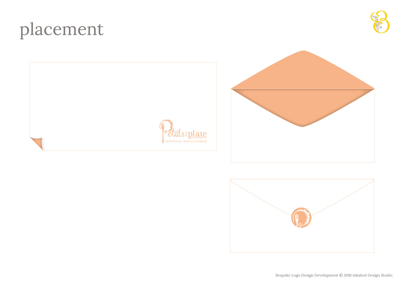 brand stationery design