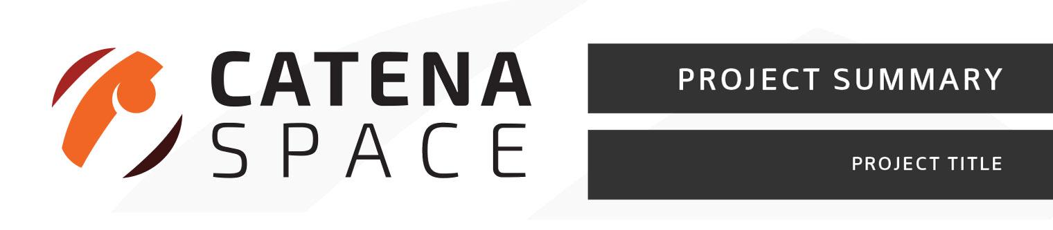 Catena Space case study