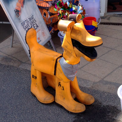 RNLI-yellow-welly-charity-brand-design-awareness-personality