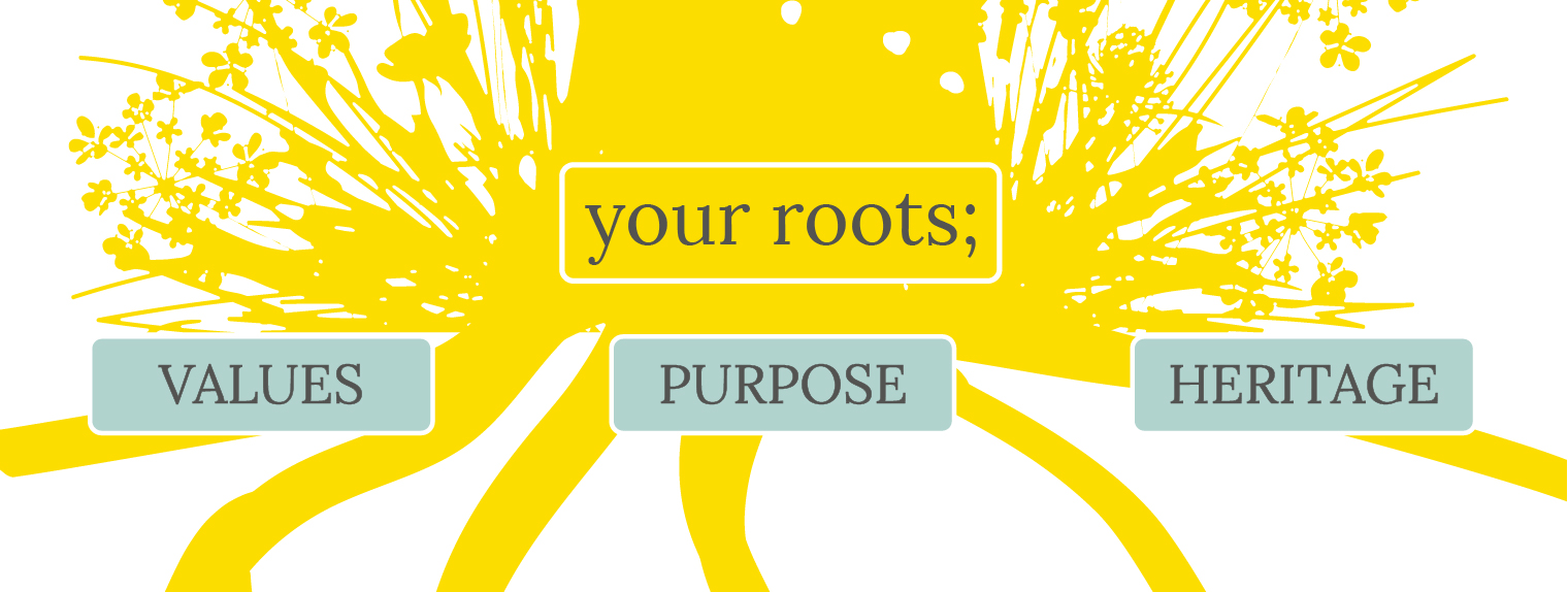 create a thriving brand with the right foundations - your roots